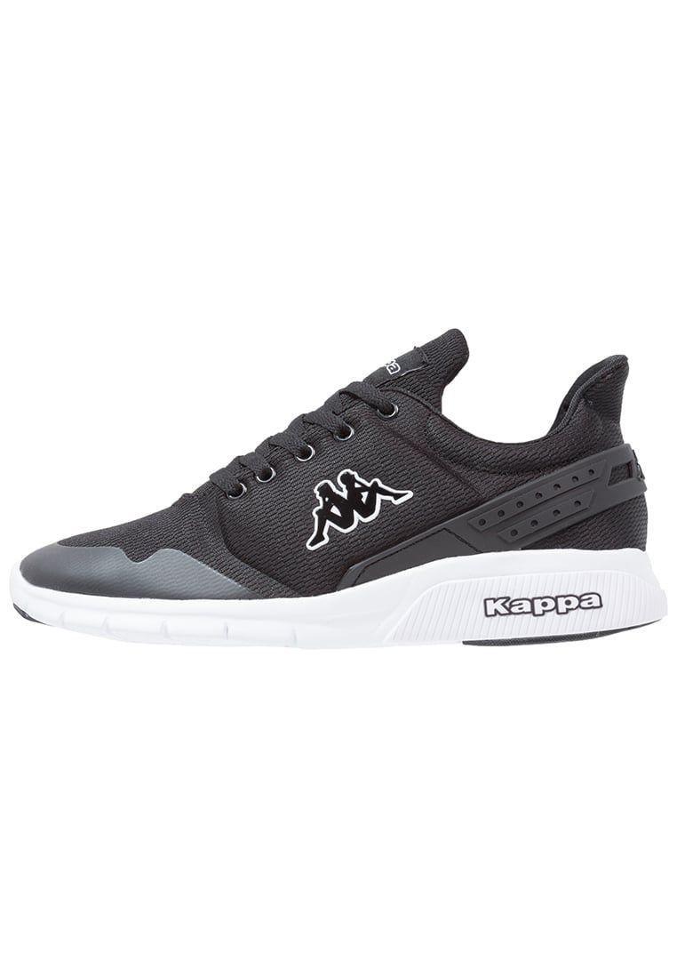 78f21151b6d17 ¡Consigue este tipo de zapatillas de Kappa ahora! Haz clic para ver los  detalles. Envíos gratis a toda España. Kappa NEW YORK Zapatillas  black white  Kappa ...