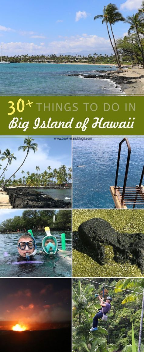 30 family friendly things to do on the big island of hawaii rh pinterest com