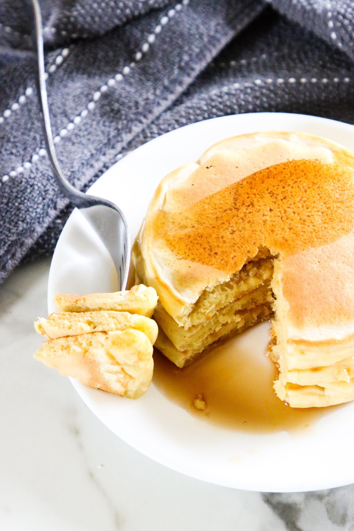 Pancake Recipe For One Recipe In 2021 Recipes Pancake Recipe Single Serve Breakfast Recipes