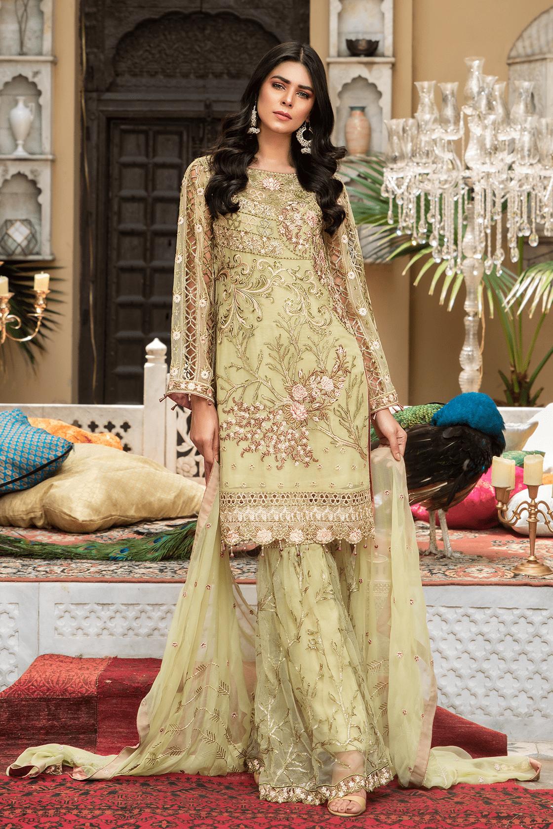 Pakistani boutique Lahore dress in USA  P20 in 20   Pakistani ...