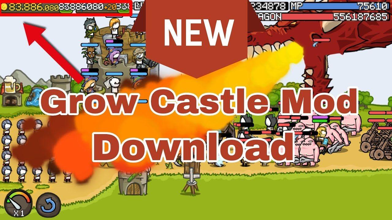 grow castle where is the hero