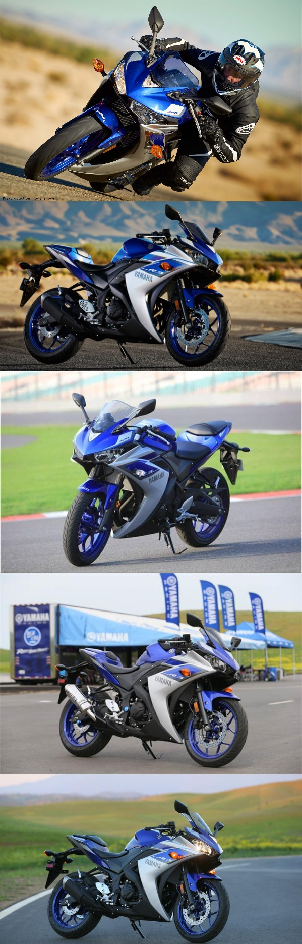 Yamaha motorcycle gloves india -  Yamaha Yzf_r3 Has Been Honored With The