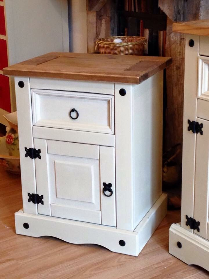 Painted Mexican Pine Repainting Furniture Upscale
