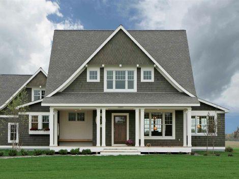 Unique Cape Cod House Plan - Eastern Seaboard Home Design Style ...