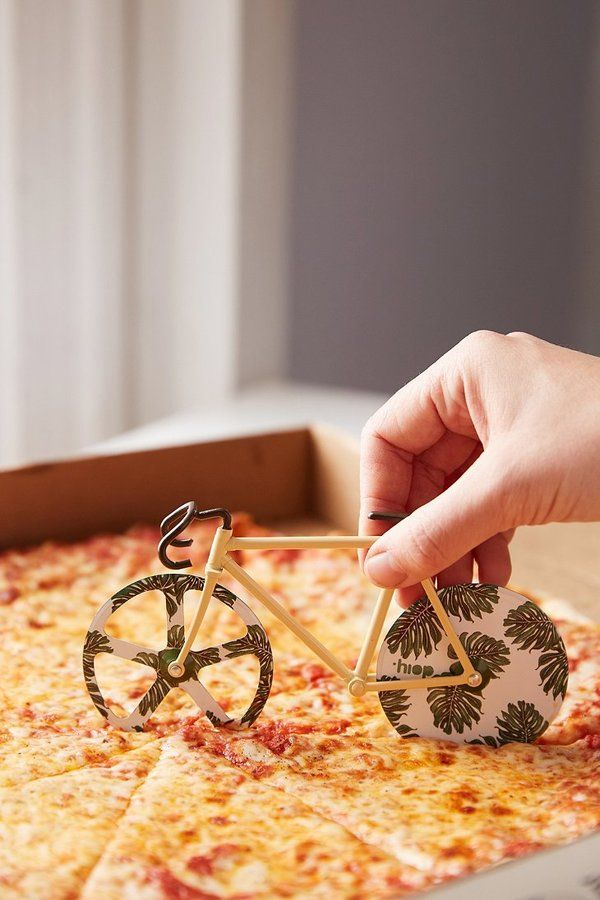 urban outfitters fixed gear bike pizza slicer kitchen kitchen