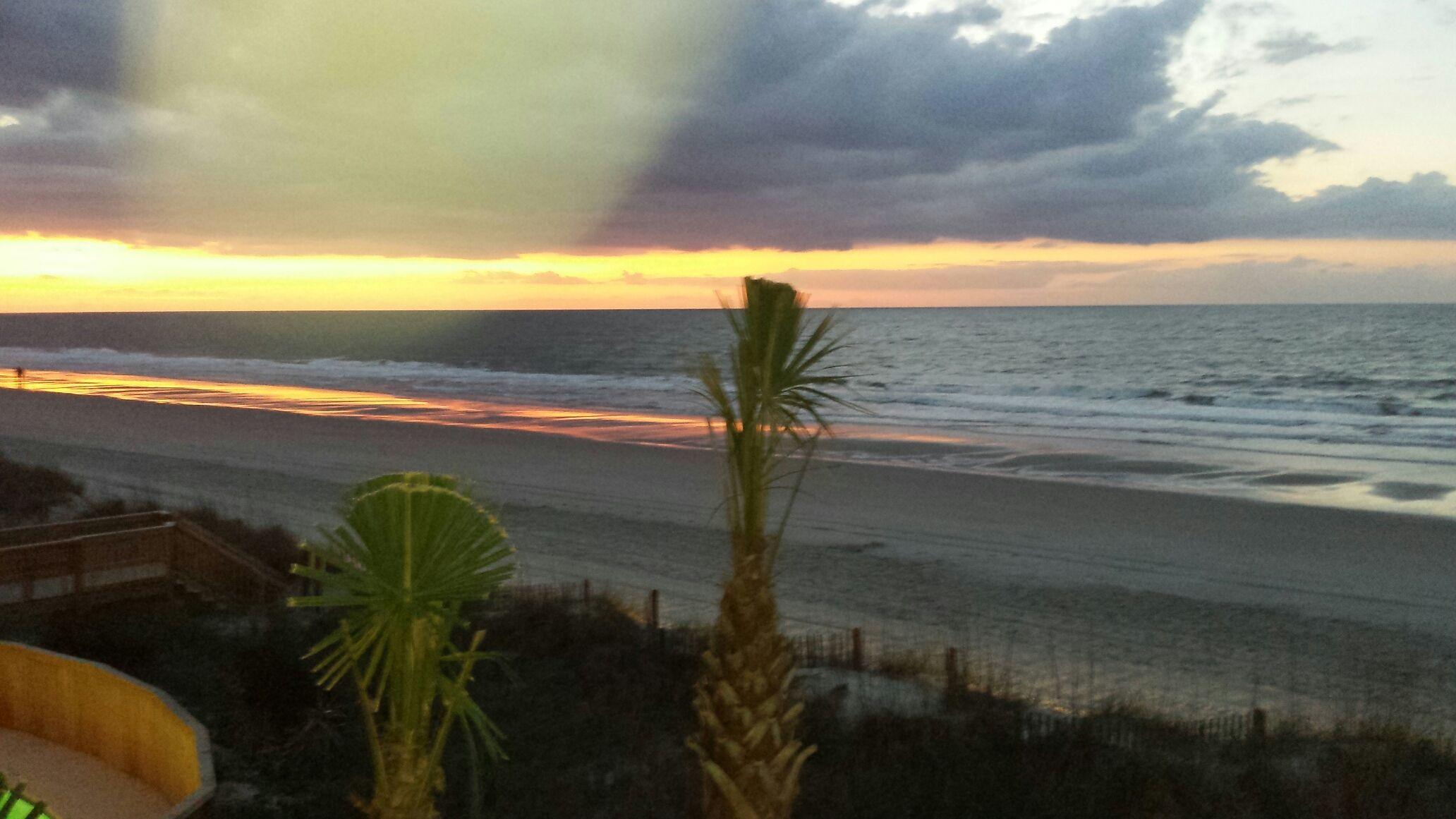Sunrise (With images) Garden city beach, Condo interior