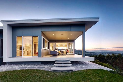 off the grid house in byron bay hinterland designed by architect rh pinterest co uk