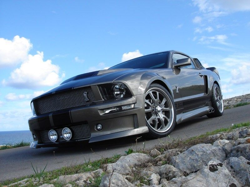 Mustang Shelby GT-H Eleanor. More Muscle Cars at: http://hot-cars ...