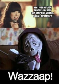 Scary Movie Carmen Electra Ghostface Google Zoeken With Images