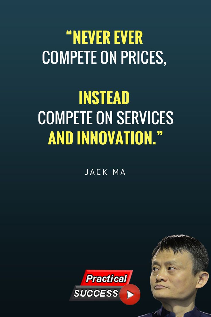 Jack Ma - 5 Rules to CHANGE your Life
