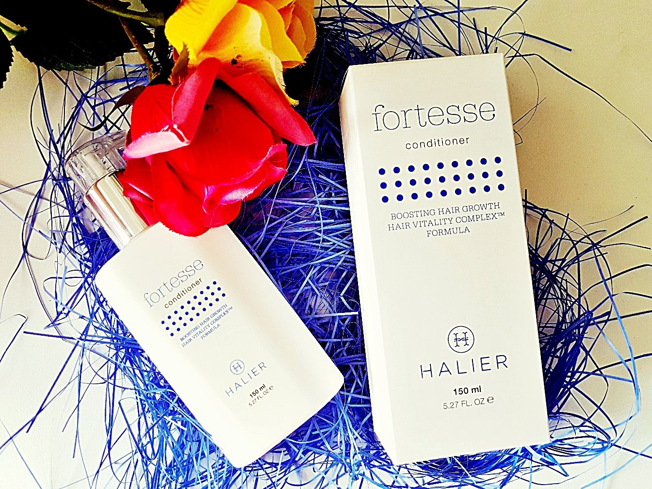 Halier fortesse Condtioner