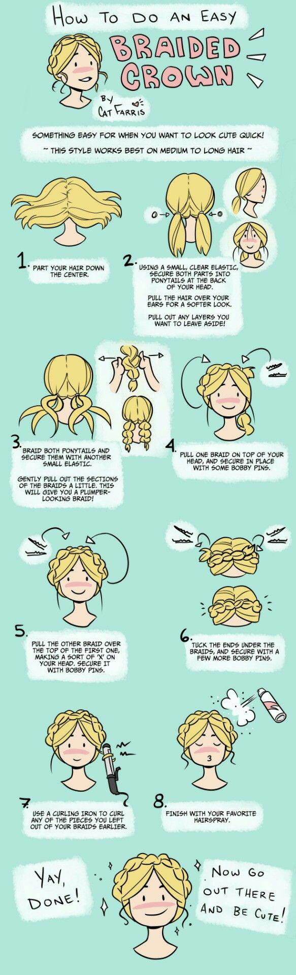 Pin by kim lauson on bridesmaid hair pinterest hair style