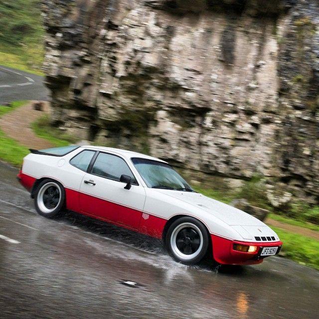 Porsche 924 Turbo #924clubsport