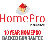 Homepro Backed Guarantee Puertas
