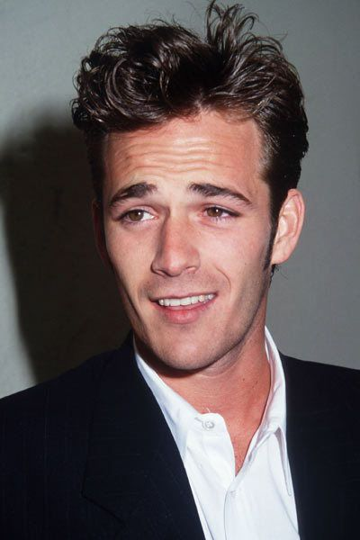 Luke Perry , beverly hills 90210.  My 5th grade binder was Dylan... Loved it!!