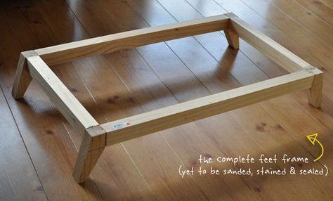 Diy Custom Mid Century Modern Furniture Feet Buildfurniturediywoodworkingplans