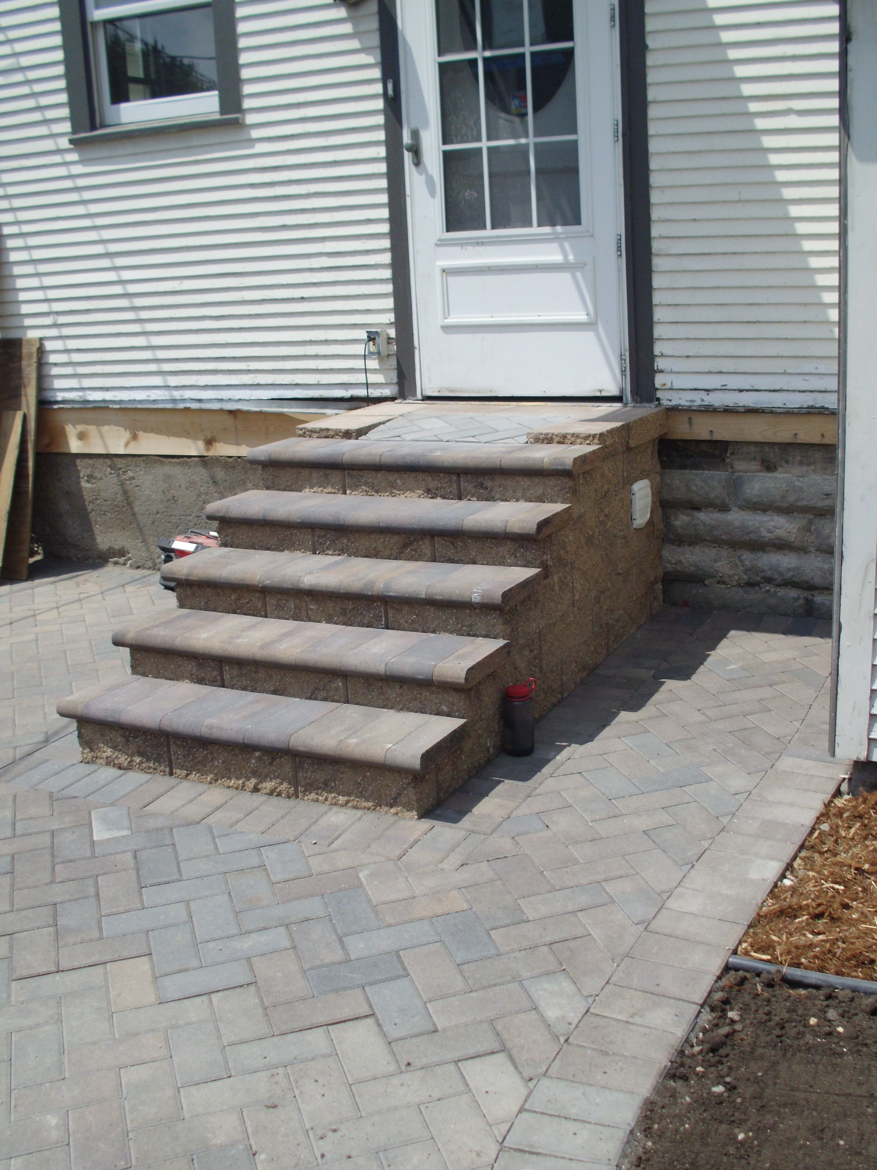 Best A Paver Step And Sidewalk Installation In Minneapolis 400 x 300