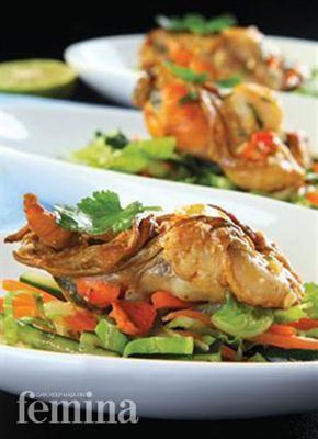 Femina Co Id Salad Kerang Kampak Resep Resep Masakan Masakan Resep
