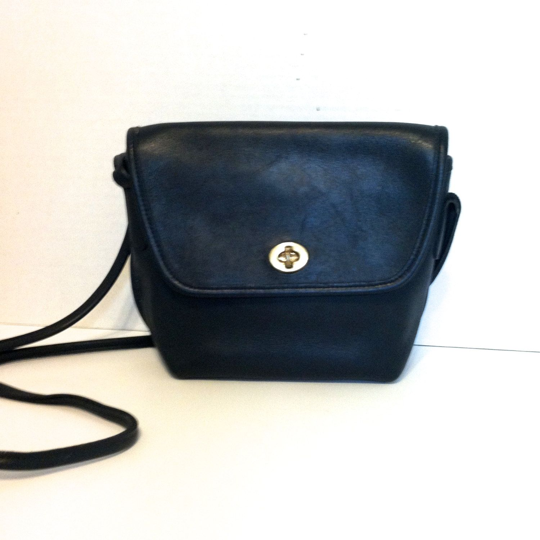 1a4af16187ba  55 Vintage Coach Bags Black Leather Bag Coach Purse Coach Crossbody Coach  Handbag Designer Handbag Retro Coach Bags Vintage Handbags by  LastTangoVintage on ...