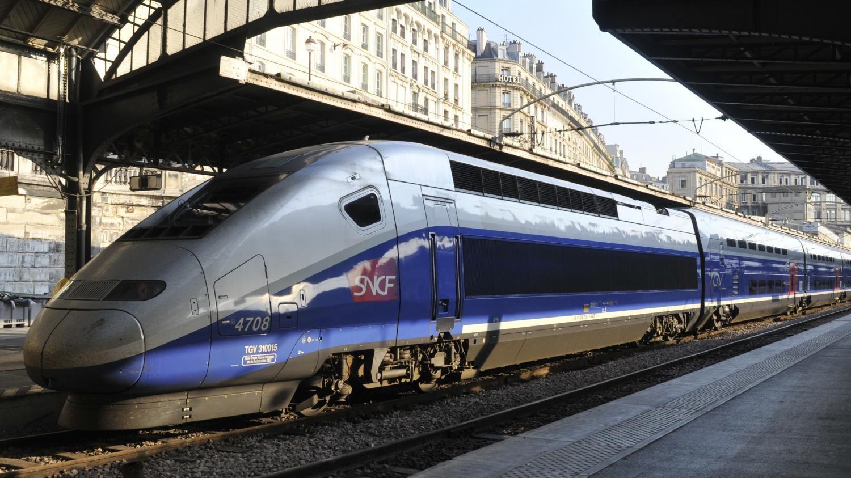 Transports le TGV, une révolution française French