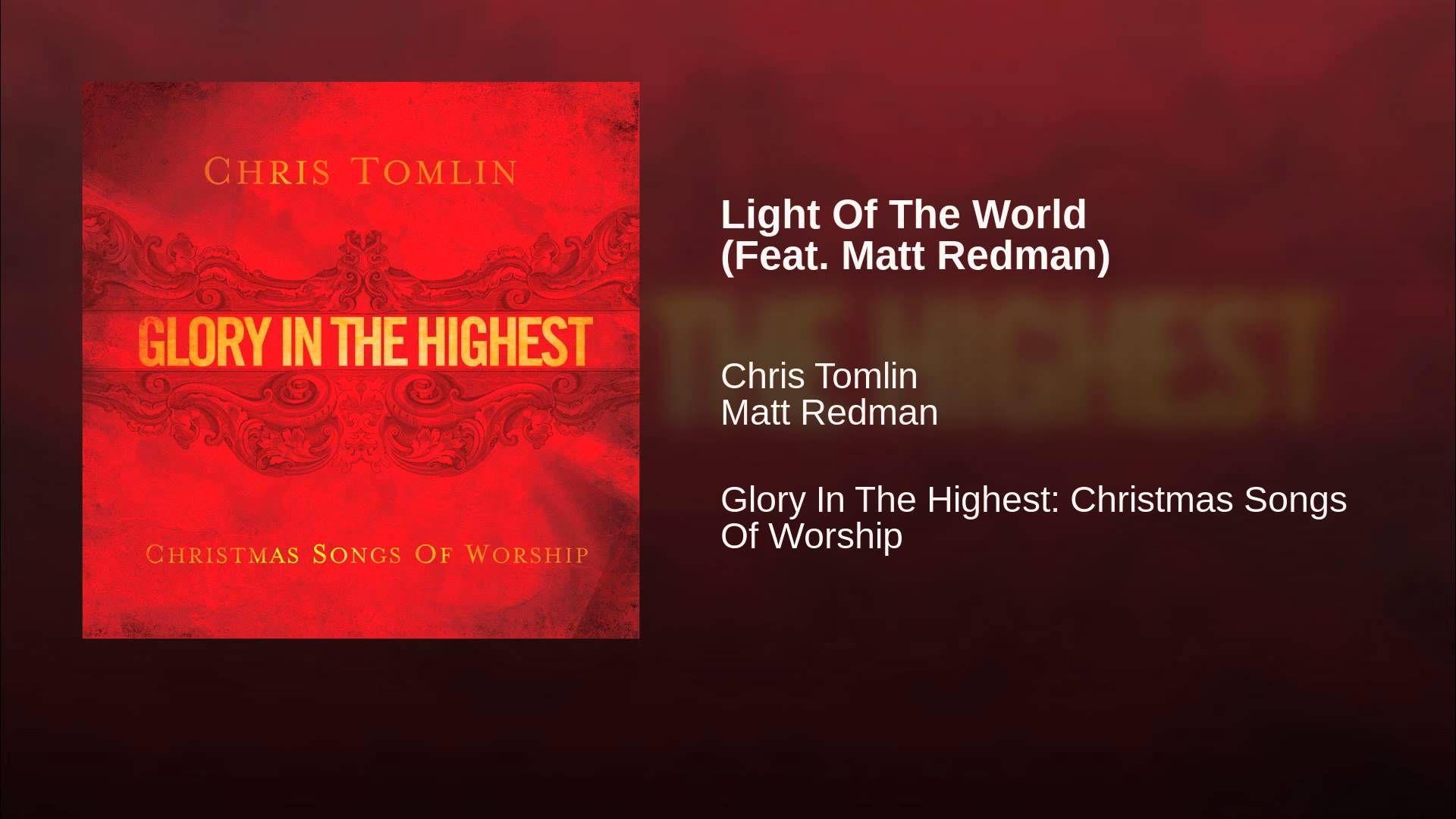 Session 6 Light Of The World (Feat. Matt Redman) Light