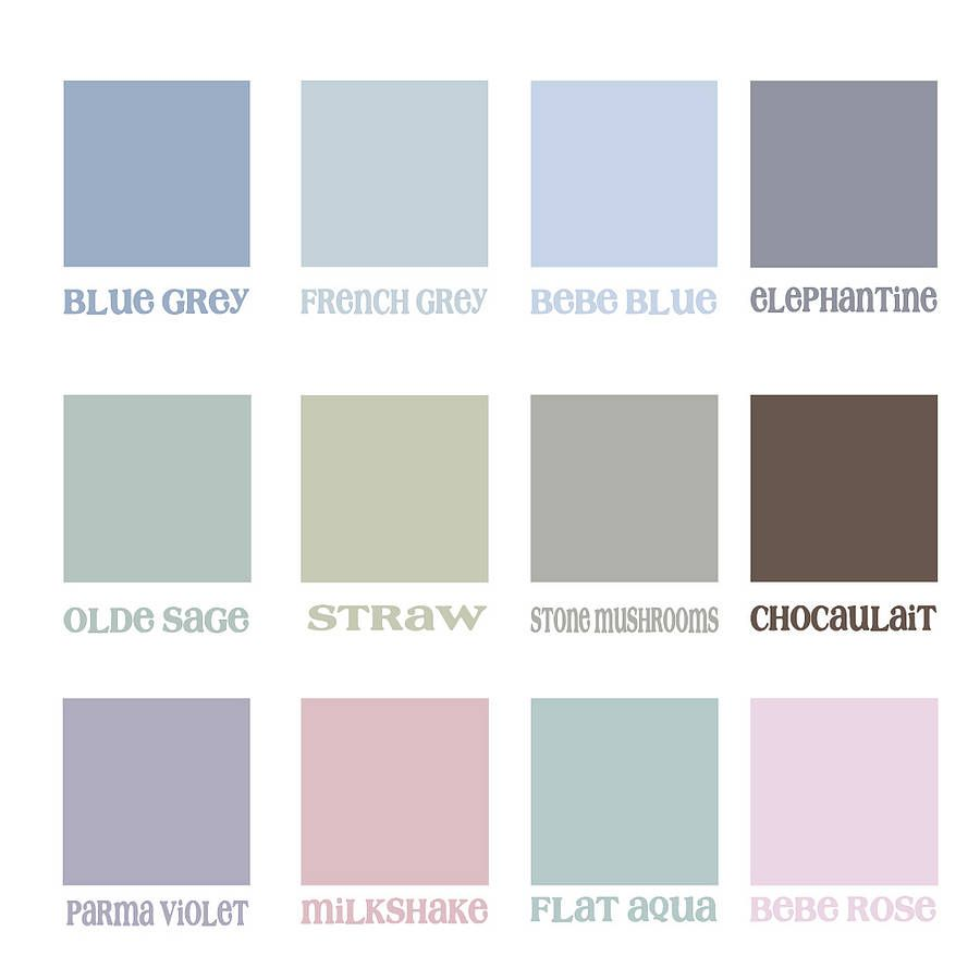 Cool Colours