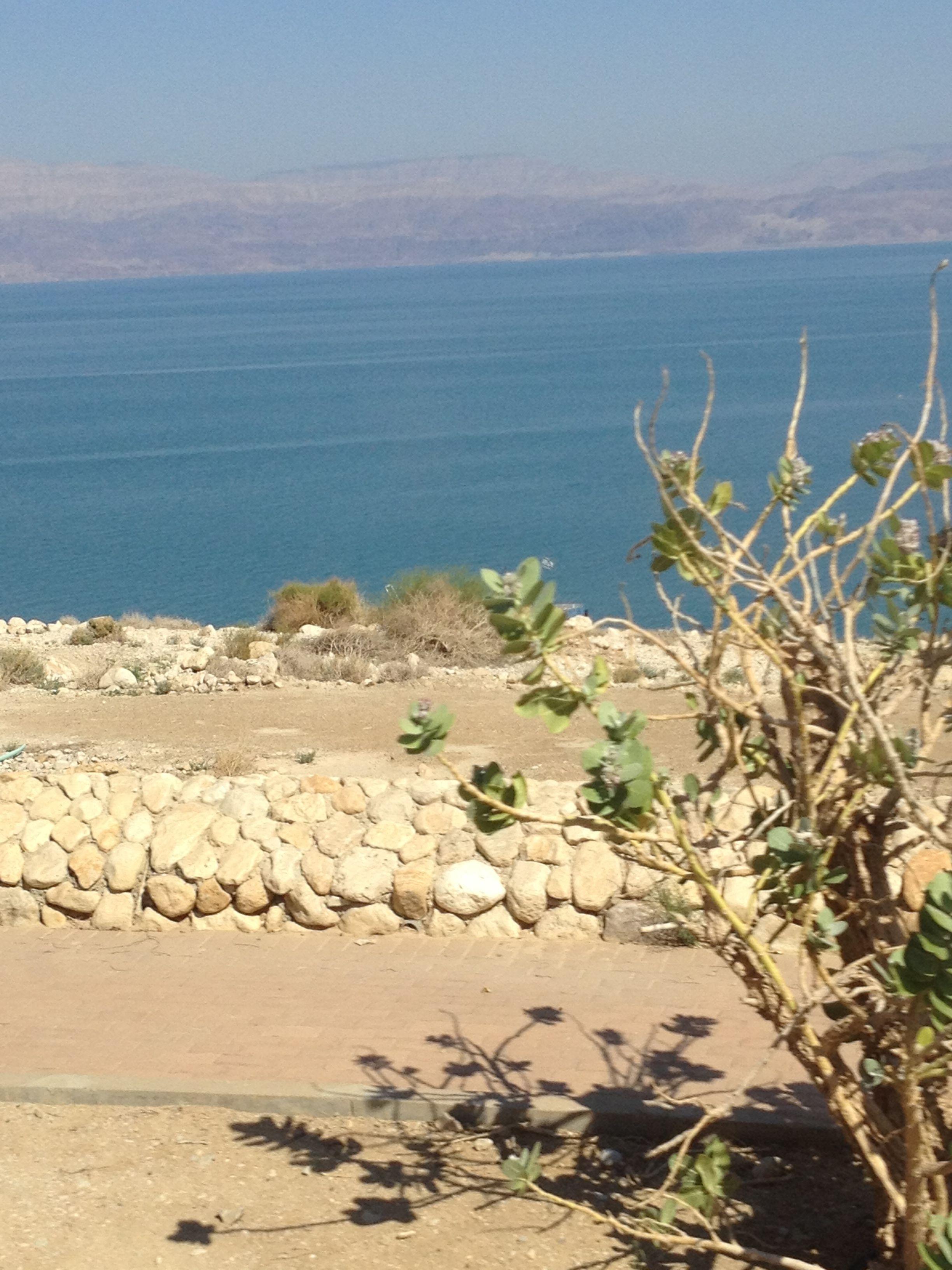 Dead Sea, Israel 2014