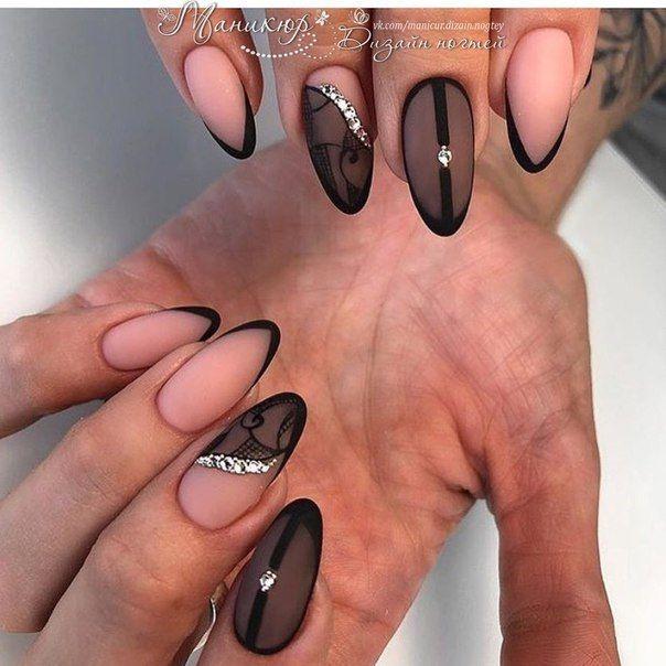 Ногти дизайн 2018 фото | Красивые ногти, Дизайнерские ...
