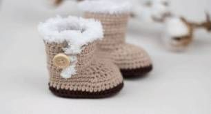 Photo of Crochet Baby Girl Shoes Free Pattern Ugg Boots 21 Ideas For 2019