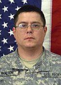 Army Pvt. Brett A. Walton Died April 9, 2007 Serving During Operation Iraqi…