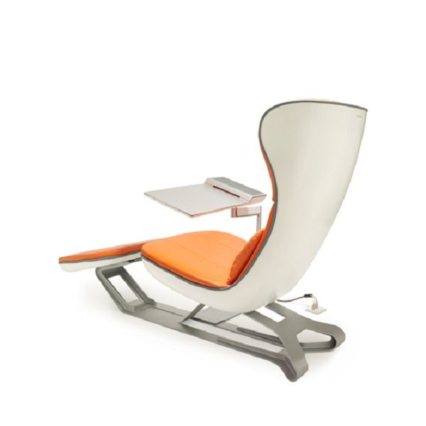 School chairs like this would also be a good substitute for the