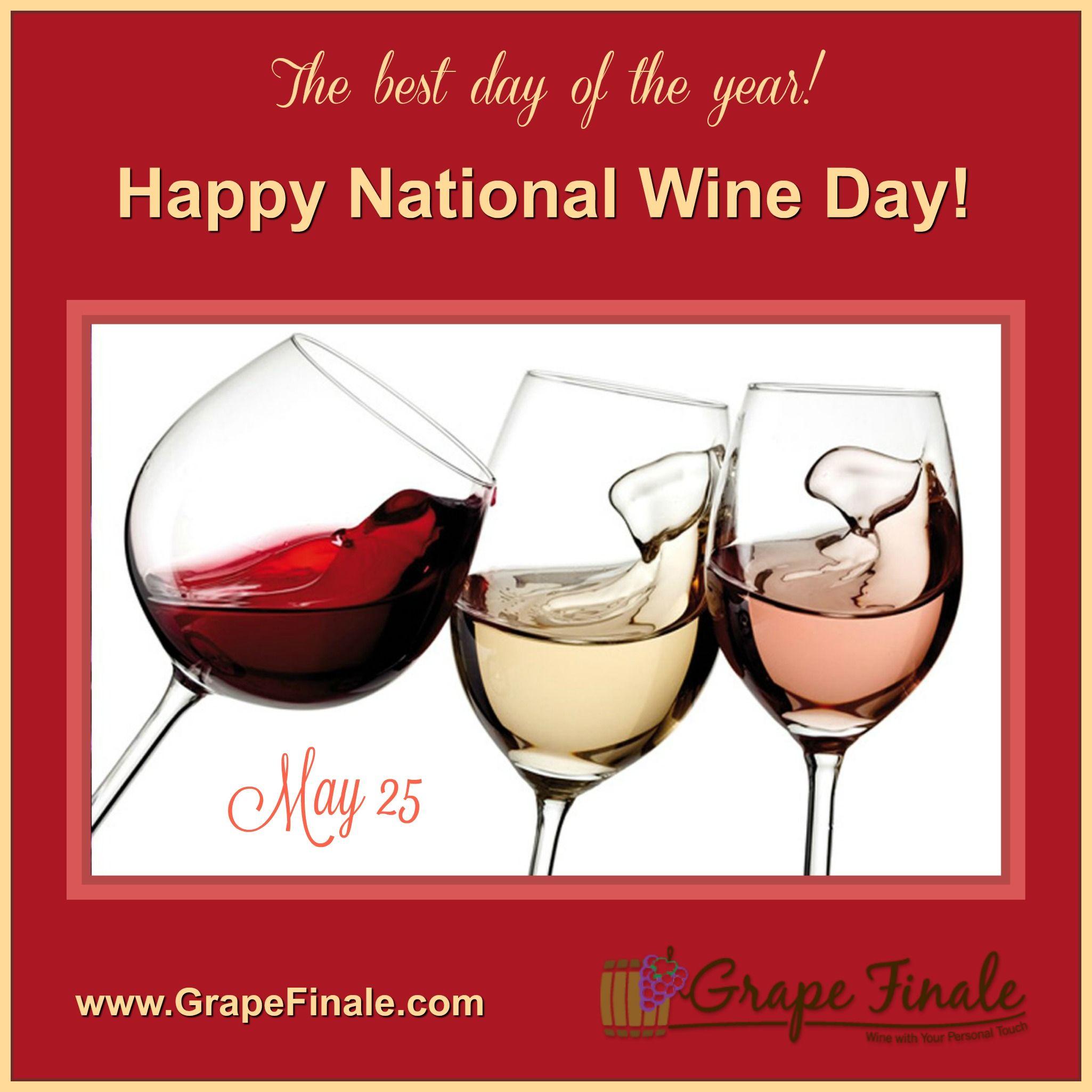 Nationalwineday Grapefinale Wine Winemaking Winemaker Makewine Makeyourownwine Winelover Redwine Winetasting Winery Wineries Grape Uses Wine Grapes