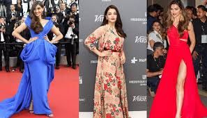Image result for sonam kapoor cannes 2017 yellow