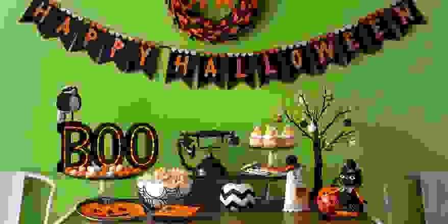 Target - Halloween 2016 - Eek-a-Boo Halloween Party and Décor