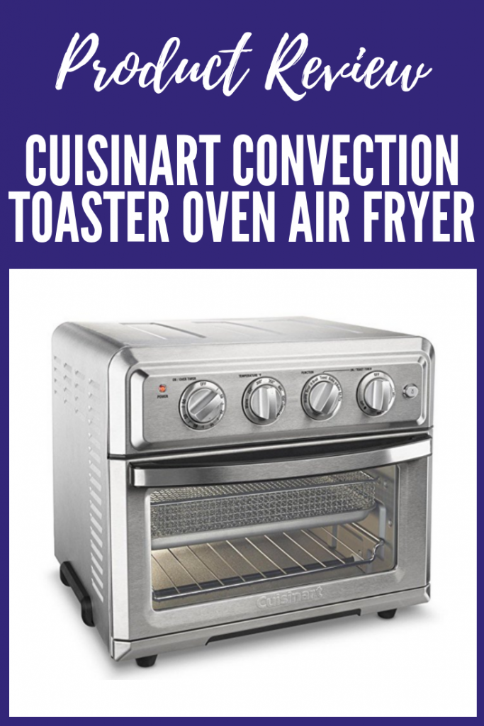 Cuisinart Air Fryer Combo Product Review Convection Toaster Oven