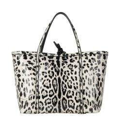 Dolce Gabana Leather Bag Oh How I Love Animal Print Bags