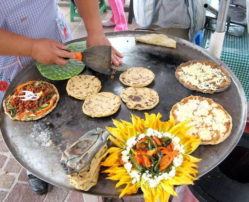 Gorditas Sopes Migadas Estilo Rio Verde Comida Cocina