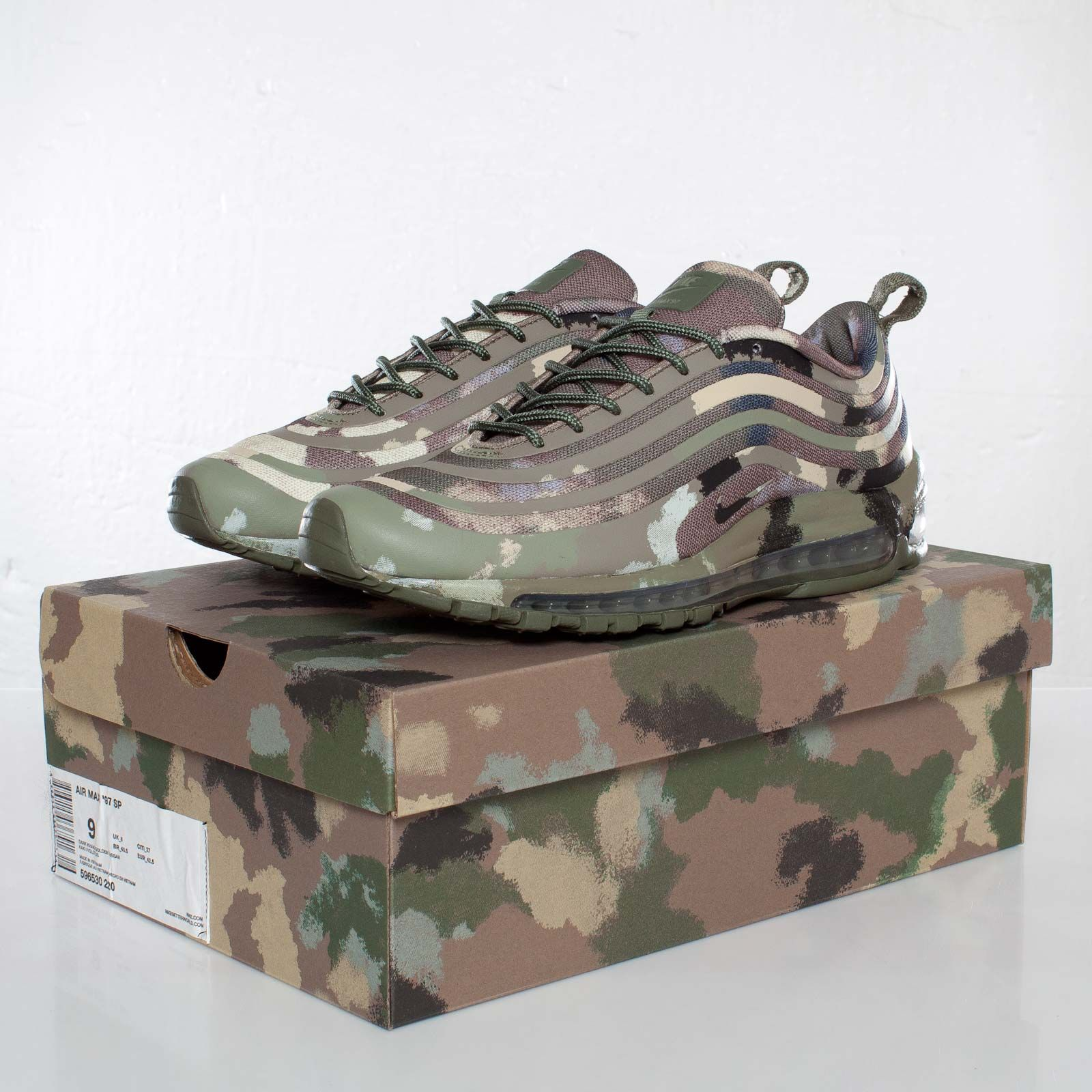 uk availability e805a bf4d8 Nike - Air Max ´97 SP - 596530-220 - Sneakersnstuff, sneakers   streetwear  online since 1999