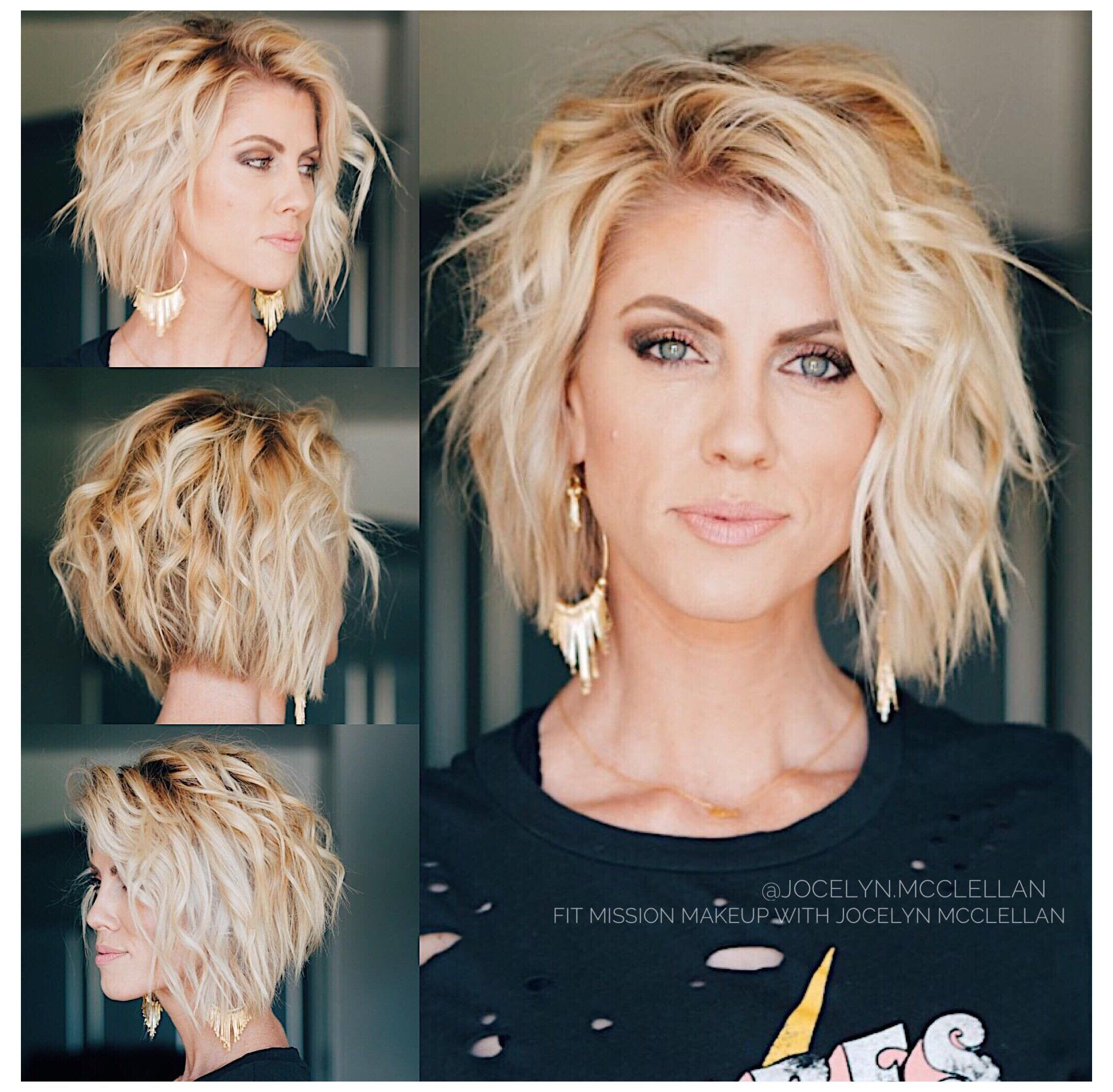 How To Create Effortless Waves For Short Hair A Tutorial Short Hair Waves How To Curl Short Hair Short Hair Tutorial