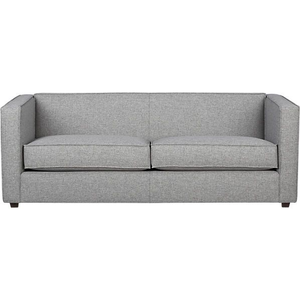 Loving This Couch From Cb2 And Aly It S Really Comfortable