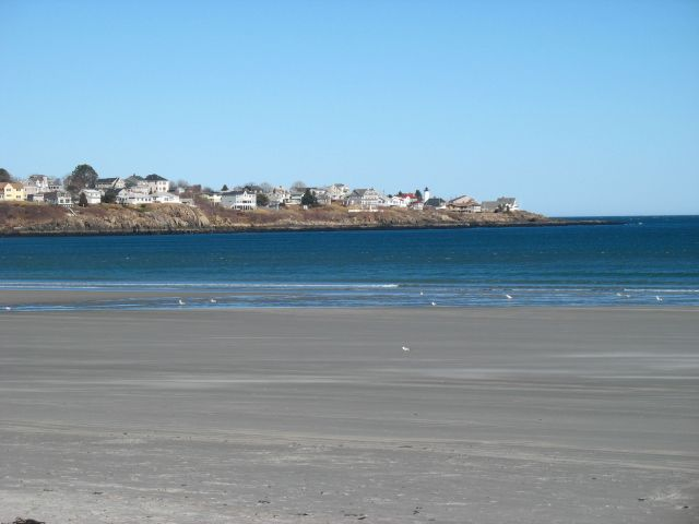 Long Sands Beach York Maine