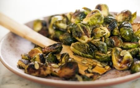 Raw Vegan Brussel Sprout Recipes