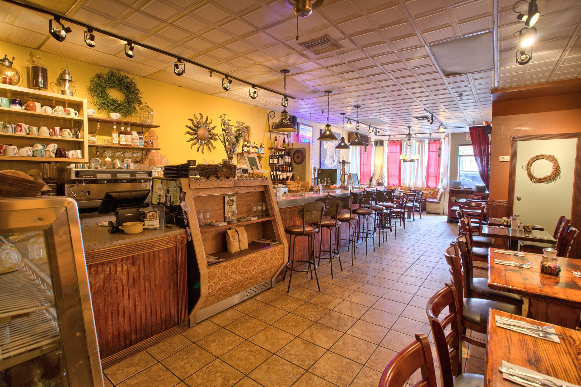Toast Coffeehouse Patchogue Port Jeff Lunch Restaurants