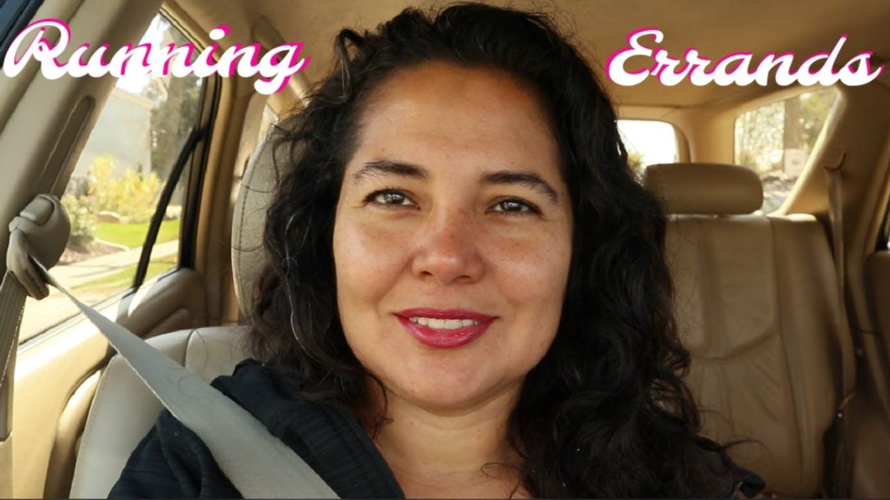 Run Errands With Me Vlog Vlogger Vlogging Runningerrands