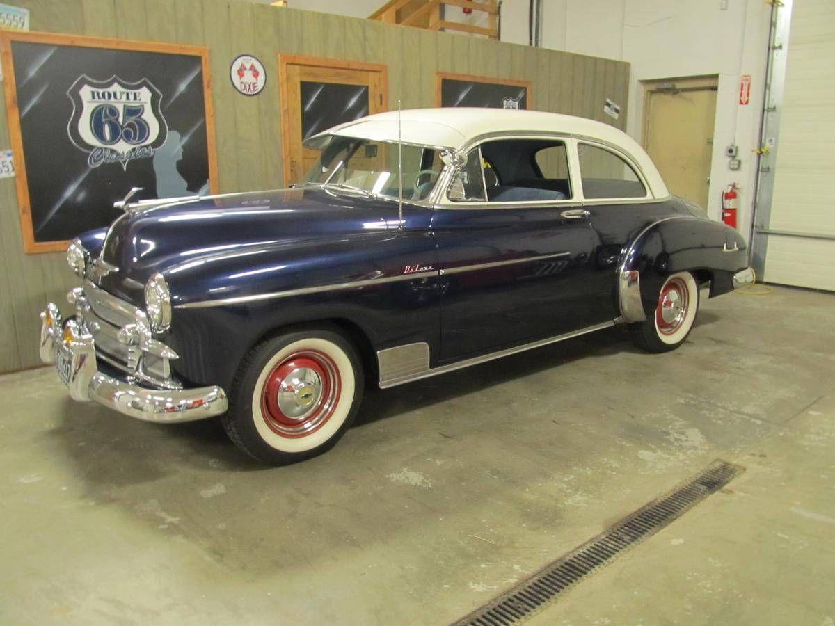 1950 Chevrolet Styleline Deluxe   Chevrolet   Pinterest   Chevrolet ...