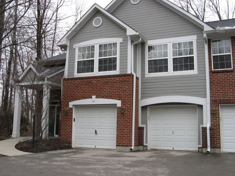 Gray Siding And Brick Could Paint The Door A Navy And Have White Shutters Red Brick House Exterior Brick Exterior House Exterior Brick