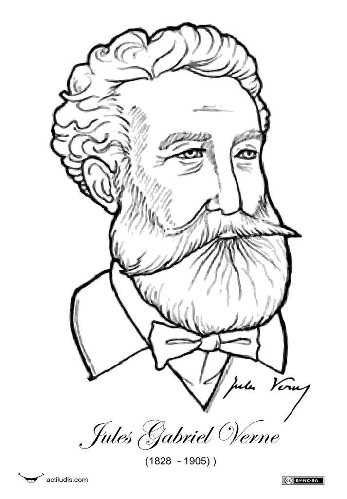 Jules Vernela Astronomia Y La Literatura Julio Verne Caricaturas