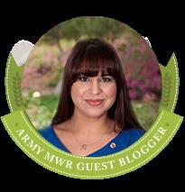 Army MWR Guest Blogger - Jennifer