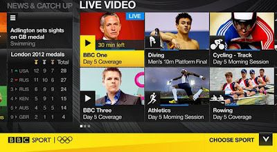 BBC has introduced a sports application for PlayStation 3 that can be connected by using Sony Bravia TV.    This application will provide a game review and streaming services from a variety of sports. Not only that, BBC Sports app also will broadcast the game footage of Formula One (F1), Wimbledon, and London 2012 Olympics.
