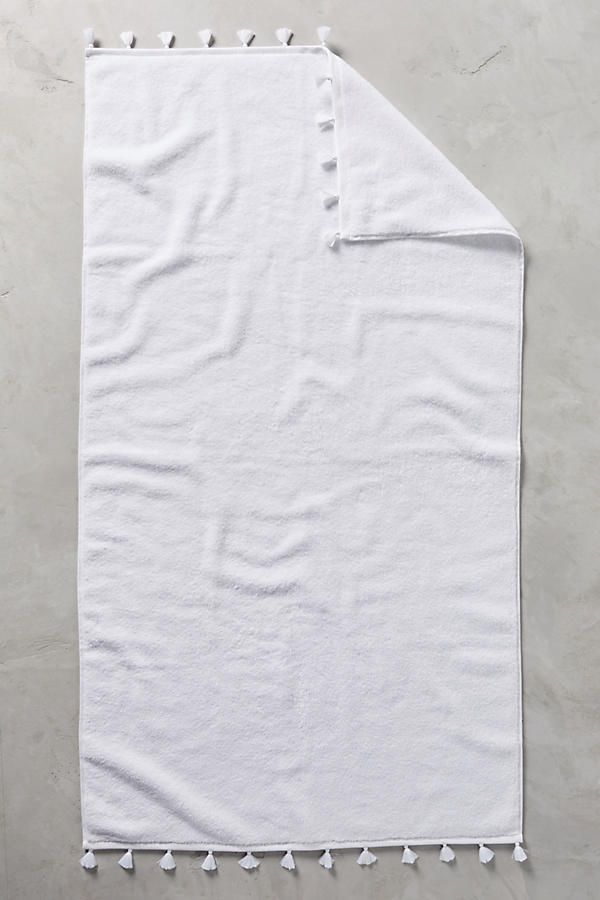 Slide View: 3: Joi Tasseled Towel Collection